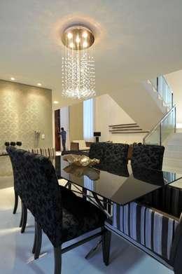 modern Dining room by Espaço Cypriana Pinheiro