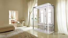 Baños de estilo moderno de Novellini