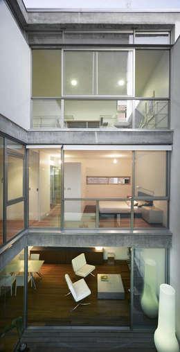 Fenêtres de style  par Rocamora Arquitectura