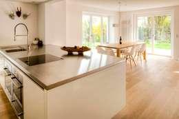 landelijke Keuken door hausbuben architekten gmbh