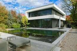 modern Houses by Herzog-Architektur