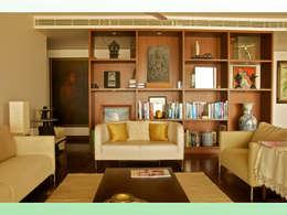 Residence at Bandra, Bandstand.:   by Design Kkarma (India)