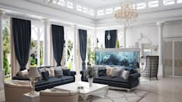 classic Living room by De Steil