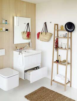 Salle de bains de style  par Sánchez Plá