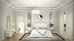classic Bedroom by De Steil