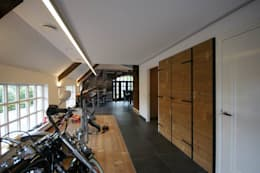 country Gym by KleurInKleur interieur & architectuur
