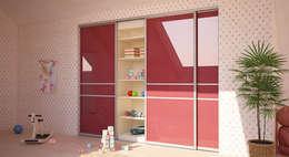 Habitaciones infantiles de estilo  por deinSchrank.de GmbH