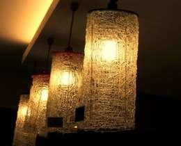 Pendent Lamp: modern Living room by Deepaakula Design