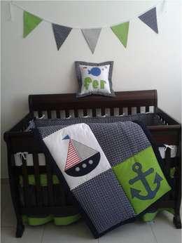 Chambre d'enfant de style de style Moderne par Deco Bebé