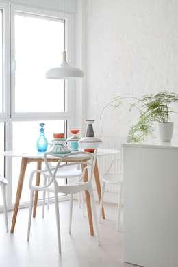 Столовые комнаты в . Автор – Sucursal urbana universo Sostenible