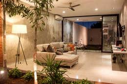 LOFT PX: Hogar de estilo  por Desnivel Arquitectos