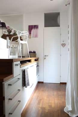 Cozinhas modernas por Arch. Silvana Citterio