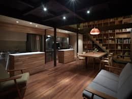 Naf Architect & Design의  주택
