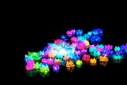 Kunst  door LUMINAUTEN - Inszenieren mit Licht