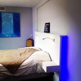 Projekty,  Sypialnia zaprojektowane przez Adriana Art Déco