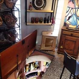 Helicave: Cave à vin de style de style Moderne par Adriana Art Déco