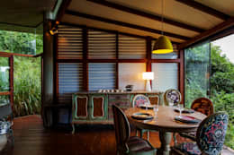 country Dining room by Ferraro Habitat
