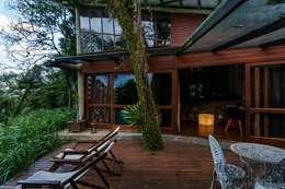 ระเบียง, นอกชาน by Ferraro Habitat