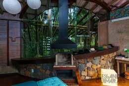 Спальни в . Автор – Ferraro Habitat