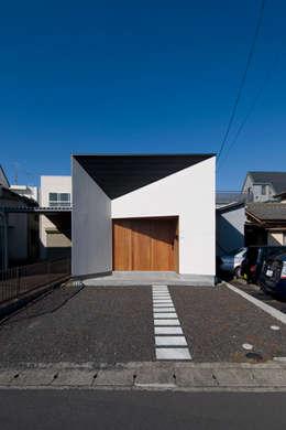 房子 by スペースワイドスタジオ