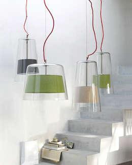Collection luminaires Duo design Emmanuel Gallina pour AM.PM:  de style  par Emmanuel Gallina