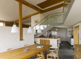 modern Kitchen by Hudson Architects
