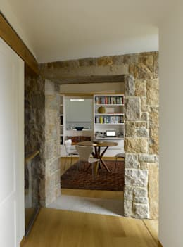 modern Dining room by Hudson Architects