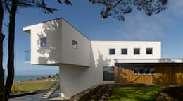 modern Houses by Hudson Architects