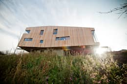 Houses by Atelier Architecture Daniel Delgoffe