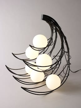 The Rocking Nest : Maison de style  par Philippe Nacson