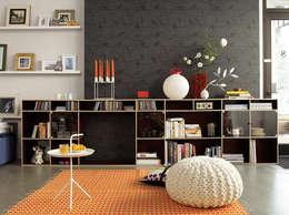 Sala de estar  por Atelier Havanna