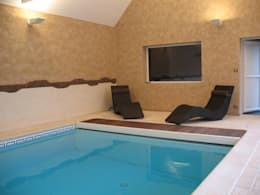 modern Pool by Autrement Vous