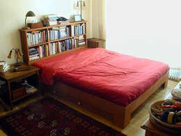 Спальная комната  в . Автор – Reinhard Rotthaus