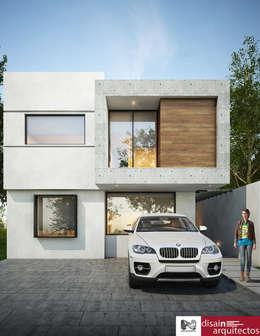 mediterranean Houses by disain arquitectos