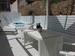 Terrace by Vicente Galve Studio