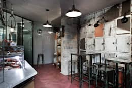 Angelo Sabella Architetto의  바 & 카페