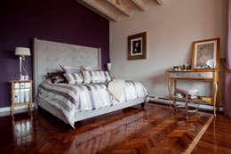 غرفة نوم تنفيذ Erika Winters® Design