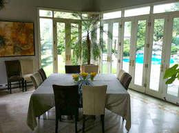 غرفة السفرة تنفيذ Erika Winters® Design