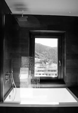 Ванные комнаты в . Автор – enrico girardi architetto