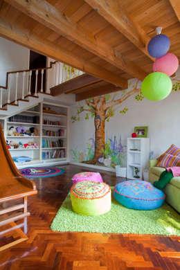 غرفة الاطفال تنفيذ Erika Winters® Design