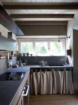 Кухни в . Автор – Architetto Silvia Giacobazzi