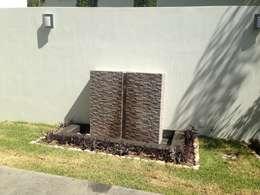 Jardines de estilo moderno por Arki3d