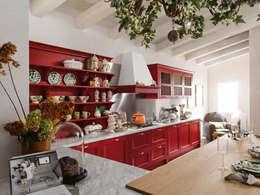 Cocina de estilo  por Dibiesse SpA