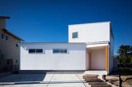 クライミングウォールのある家: C lab.タカセモトヒデ建築設計が手掛けた家です。