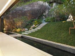 Projekty,  Ogród zaprojektowane przez Original Vision