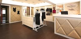 Retail Area:  Offices & stores by Oui3 International Limited