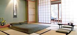 Tatami Zimmer:  Schlafzimmer von Japanwelt