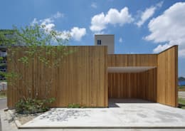Bungalow by arbol