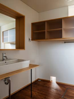 moderne Häuser von FUMIHITO OHASHI ARCHITECTURE STUDIO