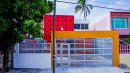 Gerardo ars arquitectura: modern tarz Evler